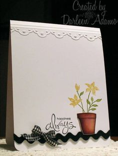 CAS54~Wishing for Spring by darleenstamps - Cards and Paper Crafts at Splitcoaststampers