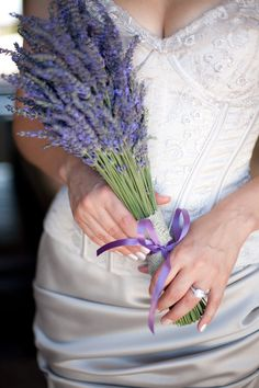 Overflowing with lavender, this backyard beauty by Pure Love Photography couldn't be lovelier if it tried. It also just happens to be a DIY masterpiece, thanks the the talented (and equally gorgeous) . Lavender Bouquet, Peonies Bouquet, Pink Peonies, Floral Bouquets, Wedding Bouquets, Wedding Flowers, Lavender Garden, Cream Wedding, Purple Wedding