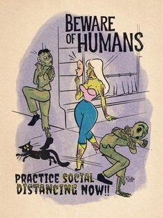 Pinup, Dibujos Pin Up, Vintage Comics, Retro Art, Pics Art, Halloween Art, Halloween Season, Horror Art, Fan Art