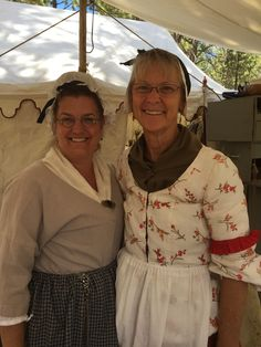 Ladies of the Wildwood Mercantile at Holcomb Valley Rendezvous 2015