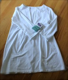 2nd Story Sewing: Mens T-shirt Makeover