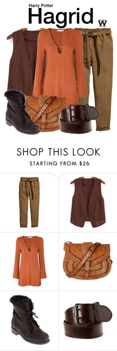 """""""Harry Potter"""" by wearwhatyouwatch ❤ liked on Polyvore featuring H&M, Glamorous, Warehouse, Jimmy Choo, Dries Van Noten, television and wearwhatyouwatch"""