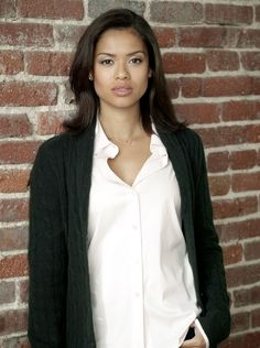 Gugu Mbatha-Raw wears a Dogeared Karma necklace on the Fox show Touch.
