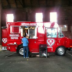 Lobsta Love Food Truck, SoWa. Boston