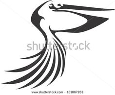 42 best pelican outline tattoo images on pinterest pelican tattoo