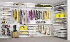 cabine armadio da donna