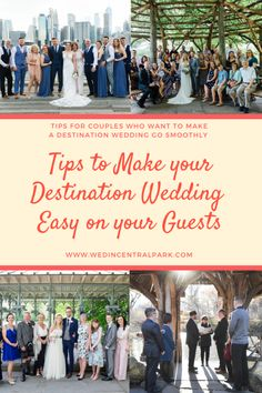 Destination Wedding Etiquette and Tips – How to Make the Trip Easier and More Fun for your Guests - The thing about planning a wedding is that most couples haven't done it before, and usually if th - Wedding Guest Etiquette, Wedding Advice, Wedding Planning Tips, Wedding Vendors, Wedding Couples, Wedding Ideas, Top Wedding Trends, Wedding Styles, Destination Wedding Itinerary