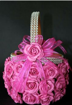 Michaels Arts And Crafts Flower Girl Baskets