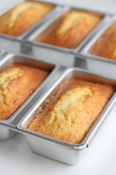 Lemon Buttermilk Pound Cake