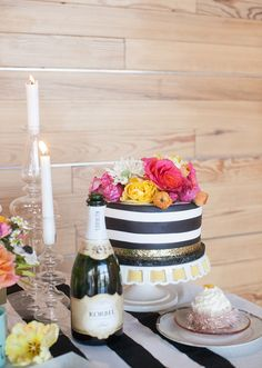 Modern Spring wedding ideas | Real Weddings and Parties | 100 Layer Cake