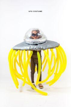 UFO Costume | Oh Happy Day!