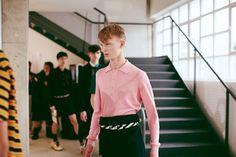 Raf Simons SS14 Menswear   THIRD LOOKS