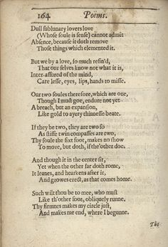 a review of the poem the flea by john donnes The flea by john donne (love) poetry man in the poem that is trying to convince the woman to have sex the flea is personified not only as the lives of.