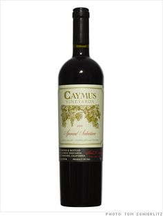 Love this one. Caymus is really great:)