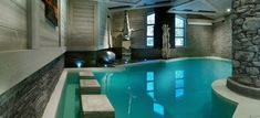 indoor pool original idea basement design ideas