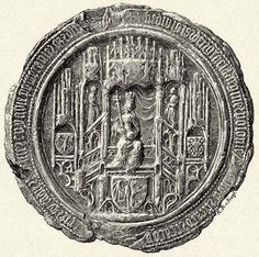 Seal of Jadwiga of Poland