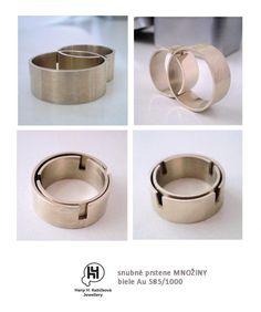autorské snubné a zásnubné prstene na mieru ef9f929e422