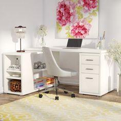 Aldford L-Shape Computer Desk