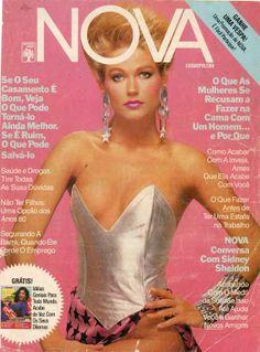 Mais poderosa nos anos 80 | A história da vida de Xuxa em 39 capas de revista (e uma de disco)