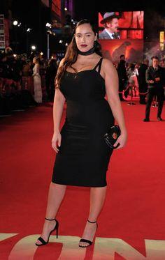 Jada Sezer attends the European Premiere of 'Kong Skull Island' on February 28 2017 in London England