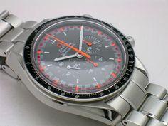 Anybody gifting me this---Omega Speedmaster Professional Racing DIal Japan Vintage Omega, Vintage Rolex, Vintage Watches, Omega Speedmaster, Elegant Watches, Beautiful Watches, Cool Watches, Watches For Men, Speedmaster Professional