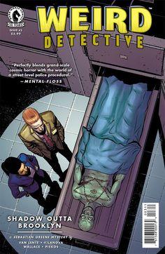 Comic Crypt: 'WEIRD DETECTIVE #3'