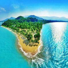 Island in Ko Samui, Thailand :)