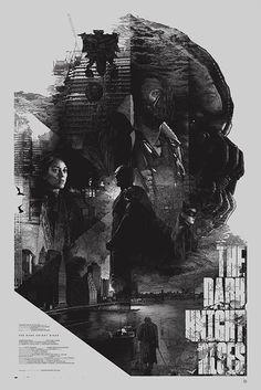 The Dark Knight Trilogy by KRZYSZTOF DOMARADZKI