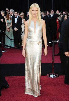 Gwyneth Paltrow at the Oscars 2011