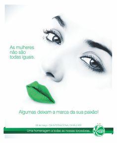 Cliente: EC Juventude   Material: Cartão dia da Mulher  Agência: BAG propaganda