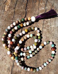 My new Mala Beads