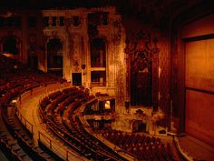 The largest in Chicago, The Uptown Theatre boasts 4,381 seats and its interior volume is said to be larger than any other movie palace in the United States, including Radio City Music Hall in New York. It occupies over 46,000 square feet (4,300 m2) of land at the corner of Lawrence Avenue and Broadway in Chicago's Uptown Entertainment District. The mammoth theater has an ornate five story entrance lobby with an eight story façade.  Rehabilitation efforts are needed to restore and reopen this ...
