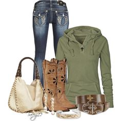 """Untitled #1054"" by traceyj12 on Polyvore"
