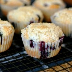 home article blueberry date muffins yoghurt