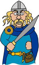 king Arthur - for kids