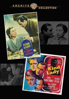 The Warner Archive Collection pairs two different versions of the same story ‒ with Basil Rathbone and Maurice Evans taking turns playing the bad guy ‒ on one disc.