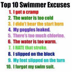 10ReasonsILoveSwimminggirlsDarker Women's Value TShirt