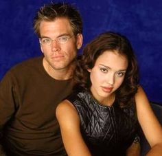 Michael Weatherly And Jessica Alba Engaged