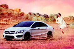Mercedes-Benz for Fashion Week