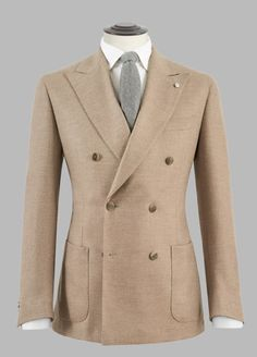 British Style — laragosta: Lubiam F/W Strong. Sharp Dressed Man, Well Dressed Men, Double Breasted Suit Men, Mens Fashion Suits, Fashion Outfits, Brown Suits, Bespoke Suit, Summer Suits, Suit And Tie