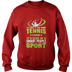 Tennis Grips, Tennis Gear, Tennis Quotes, Smart People, Sport T Shirt, Thinking Of You, Health Fitness, Hair Beauty, Presents