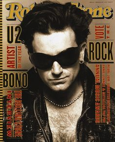U2: Rolling Stone Cover 651: 03/04/1993 Our frontman over 20 years ago.  He still has it today (2016) and we're ready for another leg of the tour in the US in 2017. A living, breathing, icon for the ages.  And I mean talent, and his ability to take chances as our frontman.  #theman