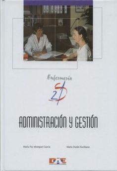 Administración y gestión / María Paz Mompart García, Marta Durán Escribano
