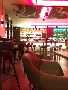 CLUB bar Square Tilburg. By Beers Brickworks