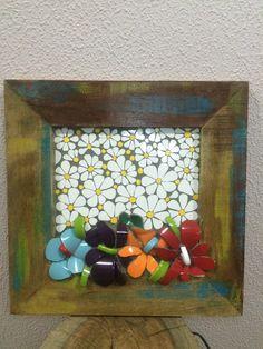 Mosaic - flowers