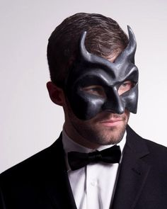 Lovely Diavolo Iron Black Devil · Masquerade Party OutfitMens ...