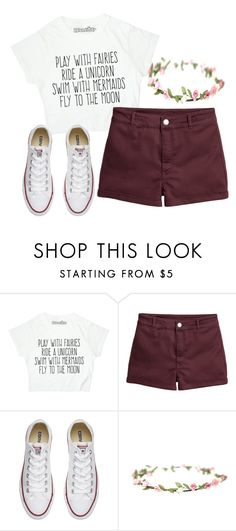 """""""dreams"""" by madihahnas ❤ liked on Polyvore featuring Converse"""