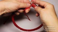 Как получить ровный и красивый край при наборе петель на круговые спицы. Подробнее о вязании на спицах с леской читайте на сайте knitting-pro.ru Музыка: Supe...