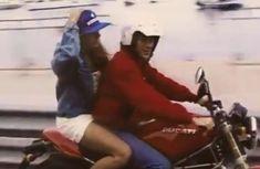 Ayrton Senna e Adriane Galisteu - moto - Ducati Monster - Mônaco - 1993 - http://www.youtube.com/watch?v=JvbBai2TJGQ&feature=share&list=PLD5A06D83209A91C3