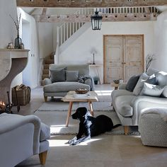 Brocklesby Coffee Table | Tables | The White Company UK